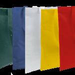 sac long couleur non tisse personnalisable