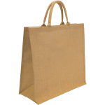 Sac cabas personnalisable en Jute Simple Long