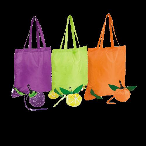 sac personnalisé professionnel sac pliable fruité